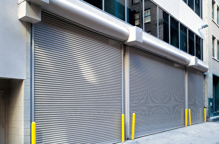 urban garage door